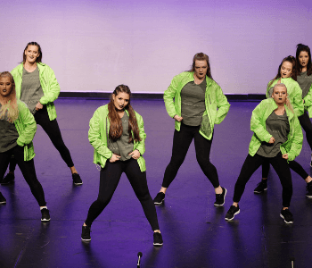 Hip Hop classes at Moves Dance Studio