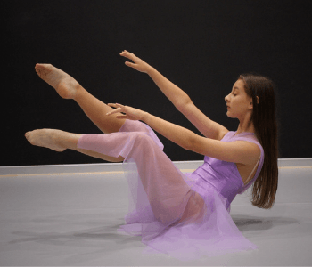 Lyrical dance classes at Moves Dance Studio