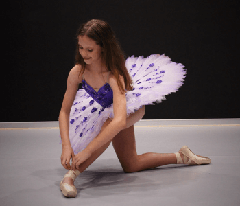 Recreational Ballet at Moves Dance Studio